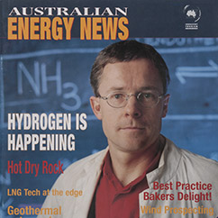 Australian Energy News Magazine, AEN